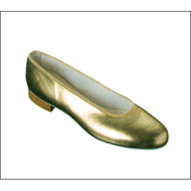 Ballet Flat With Heel Style #: 311/K311. Available in any men's or women's Size. 