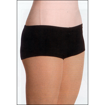 Hot Short Style #: 398. Body Wrappers-Low rise, minimal inseam, hot short. Soft and stretch Cotton/Lycra.