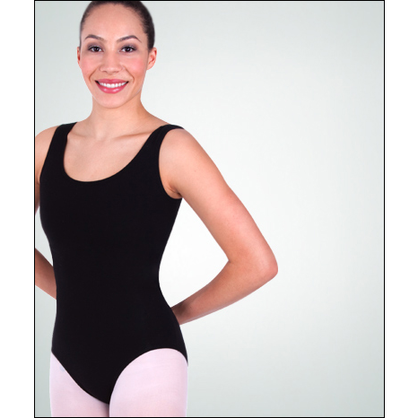 BW Classwear Cross Keyhole Back Ballet Cut Leotard Style #: BWC373. Cross keyhole back ballet cut leotard features a MemoryStretch™ front lining.