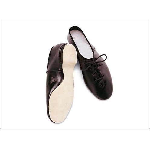 Bloch - Jazzflex Style #: S0404. A basic student jazz shoe with a full, flexible suede sole.