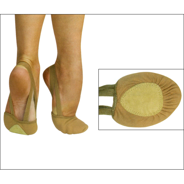 Twyla Total Stretch Canvas Pleated Slipper Style #: 620. <li> Antibacterial wicking totalSTRETCH canvas