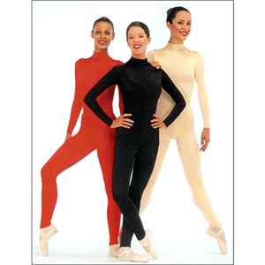Lycra Long Sleeve Unitard