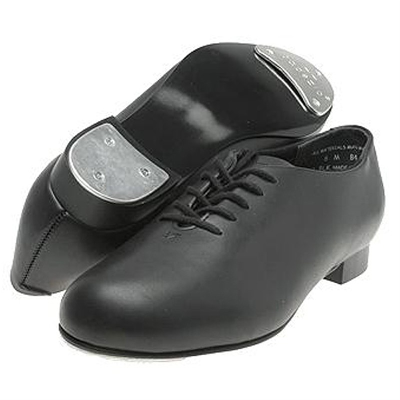 Black Oxford Tap Shoes