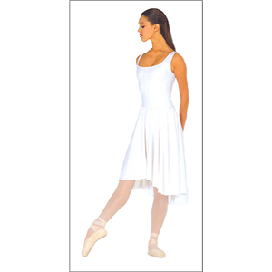 how to dance in a white dress