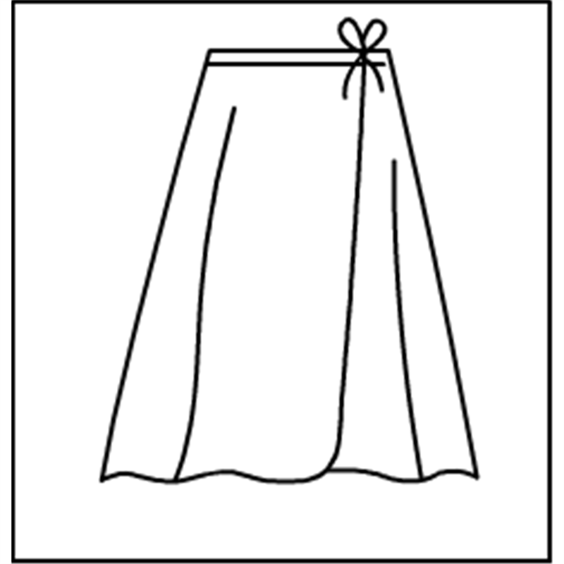 Coloring Stretch Skirt Coloring Pages