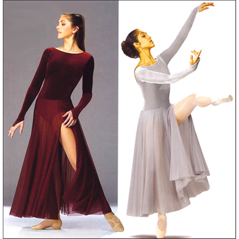 Velvet Velour Dance Dress By On Stage Osd 0484 On Stage
