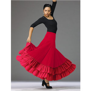 Flamenco Dresses And Skirts at On Stage Dancewear, Capezio ...