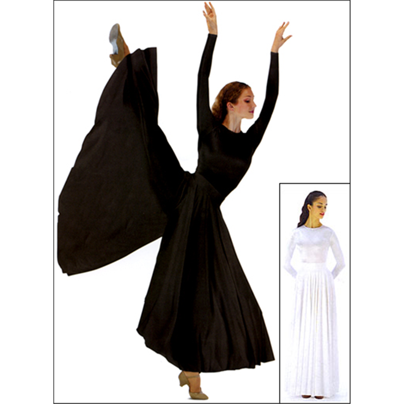 Polyester Double Circle Pantskirt By On Stage Osb 117 On Stage