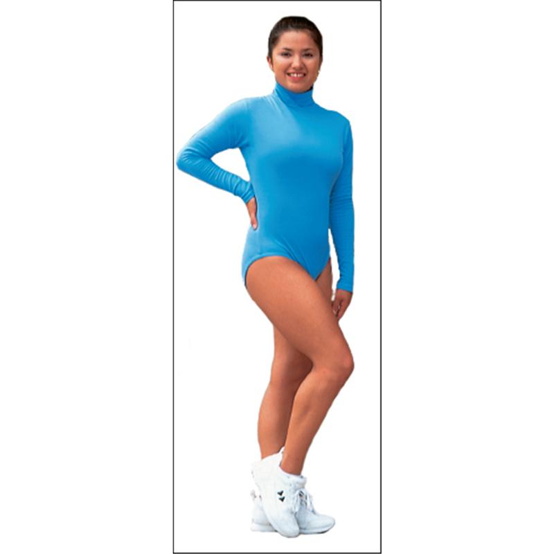 7ec0d11ed00 Turtleneck Leotard by Body Wrappers : CL201, On Stage Dancewear ...