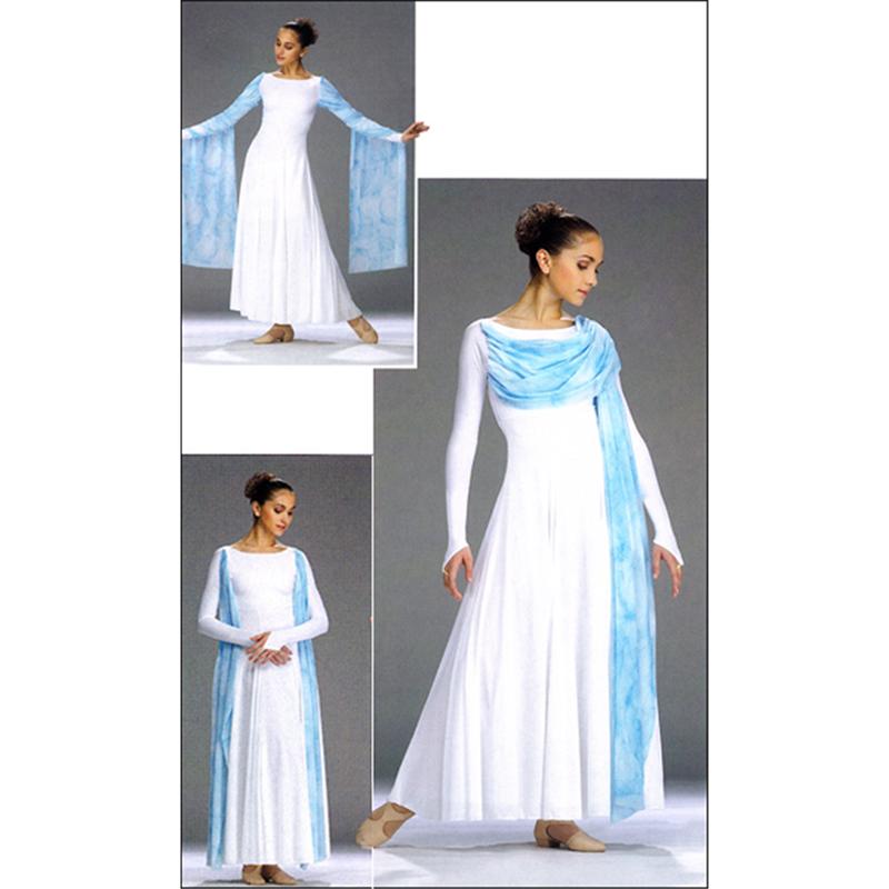 Dance Choir Dress By On Stage Osd 0233 On Stage Dancewear