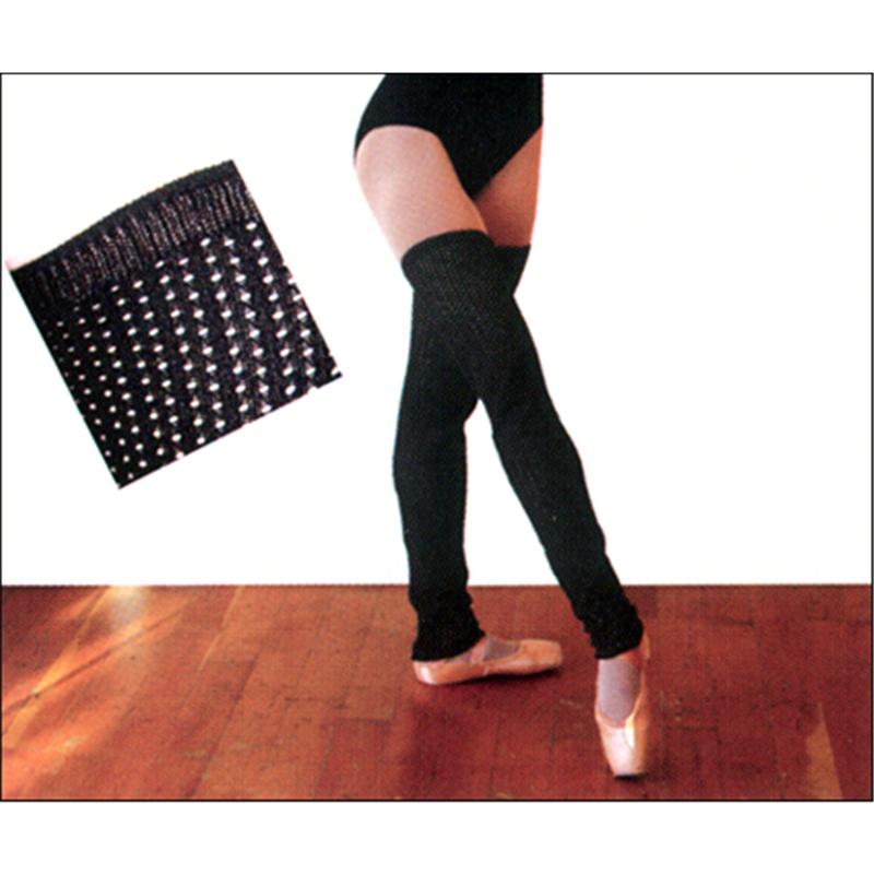 d21601e49 Pointelle Thigh-High Leg Warmer by Harmonie   TOCCATA
