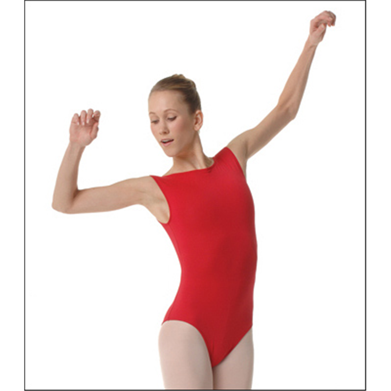 2e060b4401bb Boat-Neck Leotard by Capezio   HW704