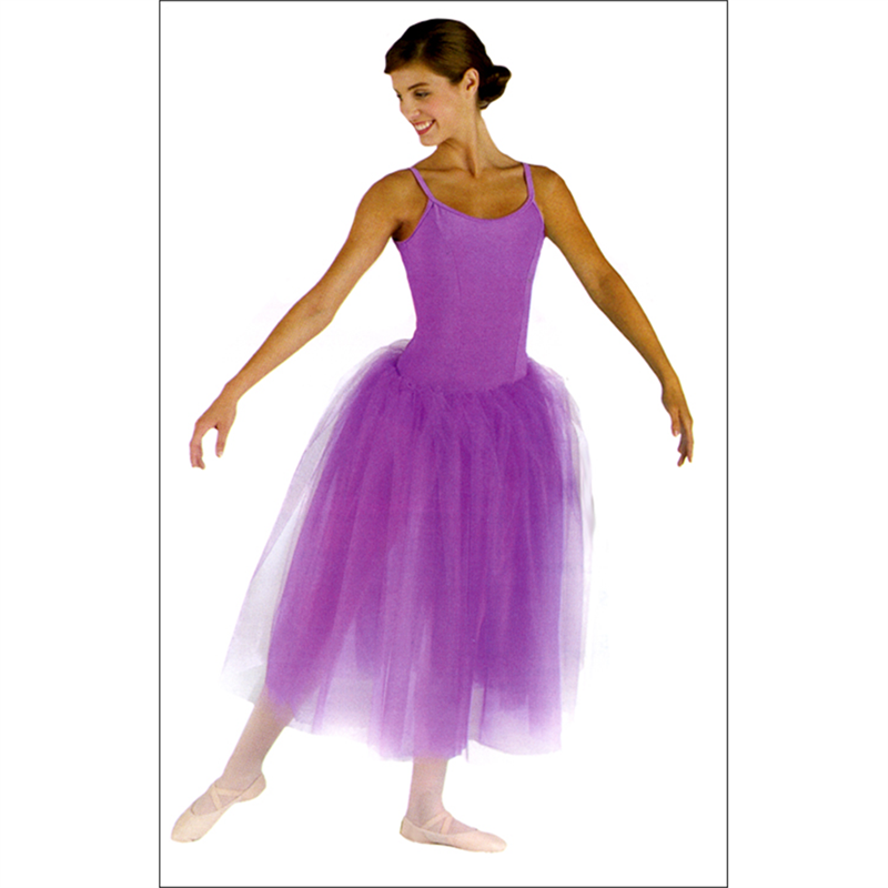 a4d2108e949e Romantic Tutu Skirt- Long by On Stage : MS-4919, On Stage Dancewear ...
