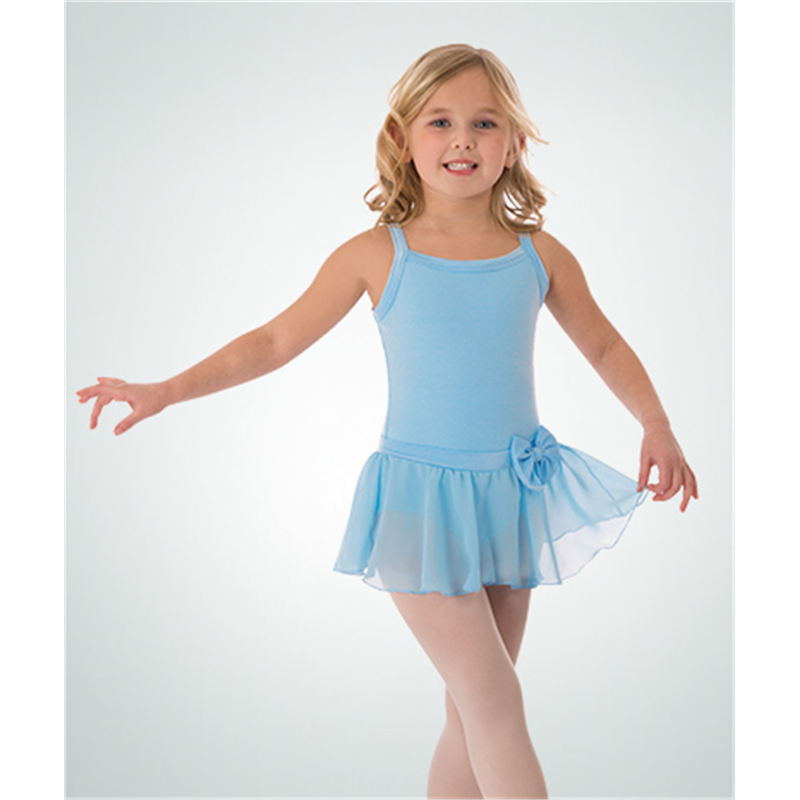 945d91478 Children s Camisole Skirted Leotard by Body Wrappers   BW2670