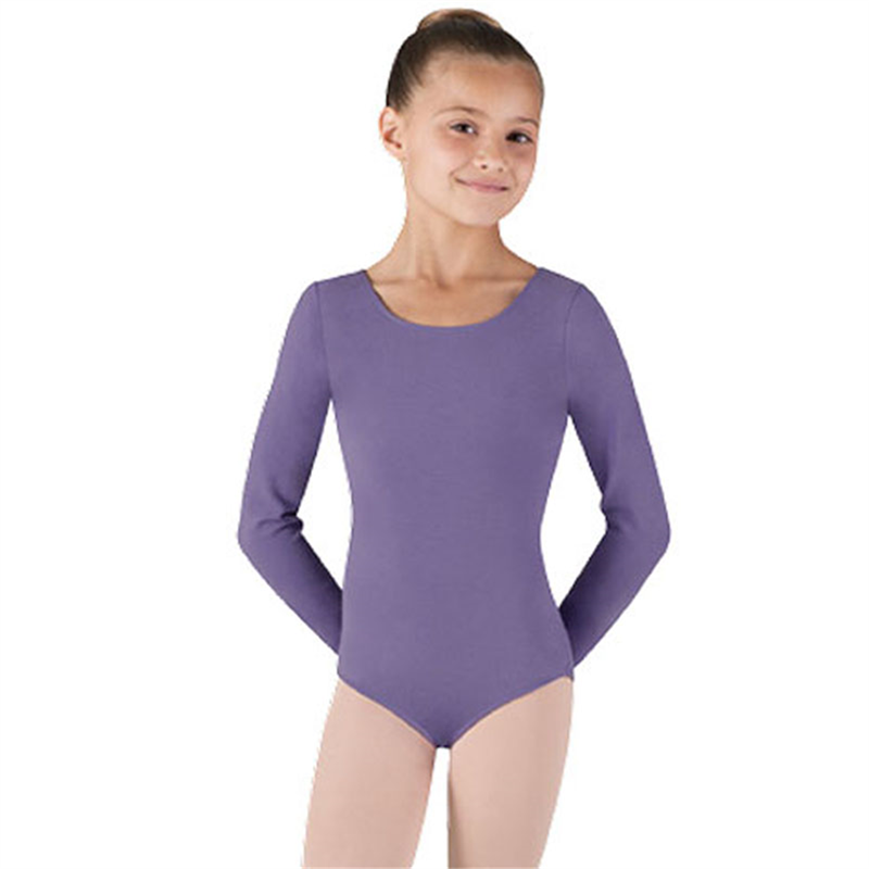 6371fe0cb731 Child Long Sleeve Leotard by Bloch   CL5409 bloch